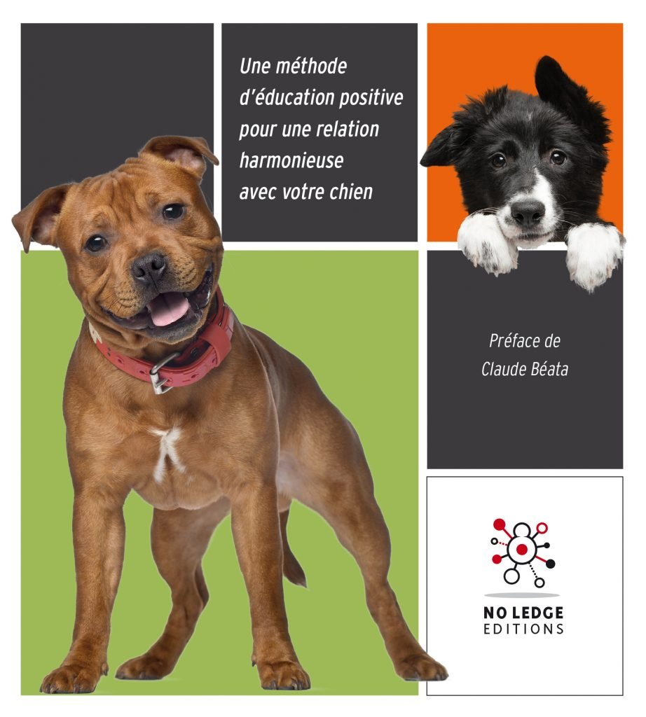 Couverture livre gere education comportement chien
